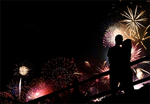 Let Go Of The Fireworks— Let Go Of Him & Attract Love
