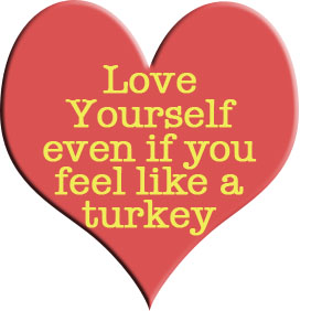 How To Love Yourself Again By Giving Thanks.