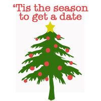 Don't Be Alone For The Holidays. 'Tis The Season For Online Dating!