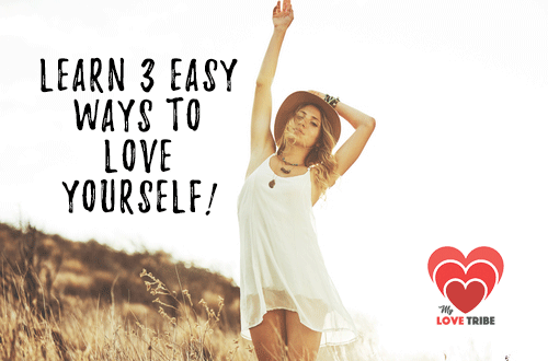 I Feel Like I'm Not Good Enough.  3 Easy Ways To Love Yourself.
